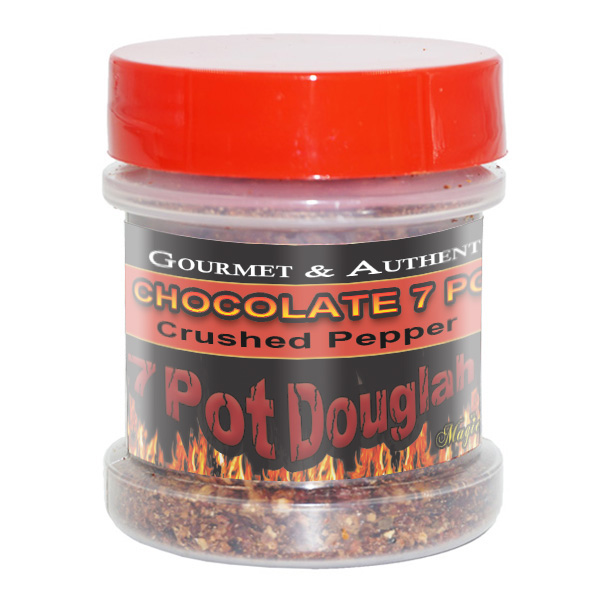 7 pot Douglah flakes in a Jar