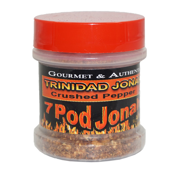 7 pod Jonah Crushed Jar
