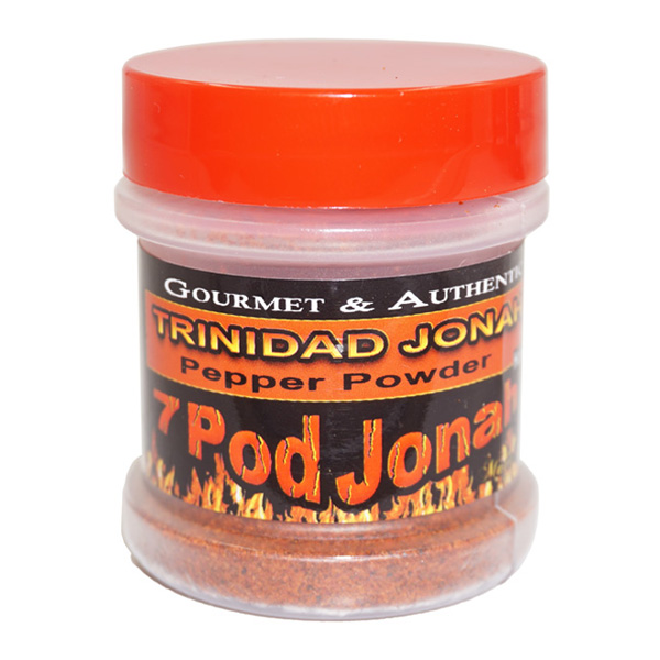 7 Pot Jonah Powder Jar