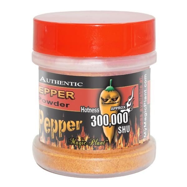 Datil Pepper Powder - left