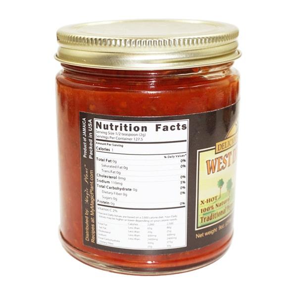 Habanero Puree / Mash / Paste in a Jar