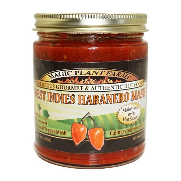 Habanero Paste / Mash / Puree in a Jar