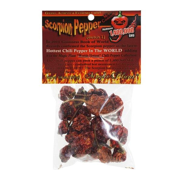 Scorpion Pepper | Trinidad Scorpion