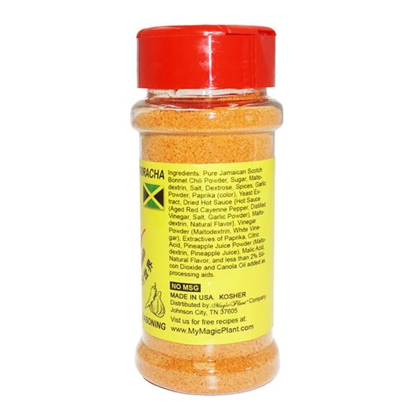 Sriracha Seasoning - Scotch Bonnet