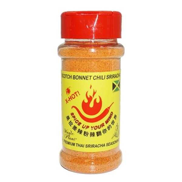 Sriracha Powder - Scotch Bonnet