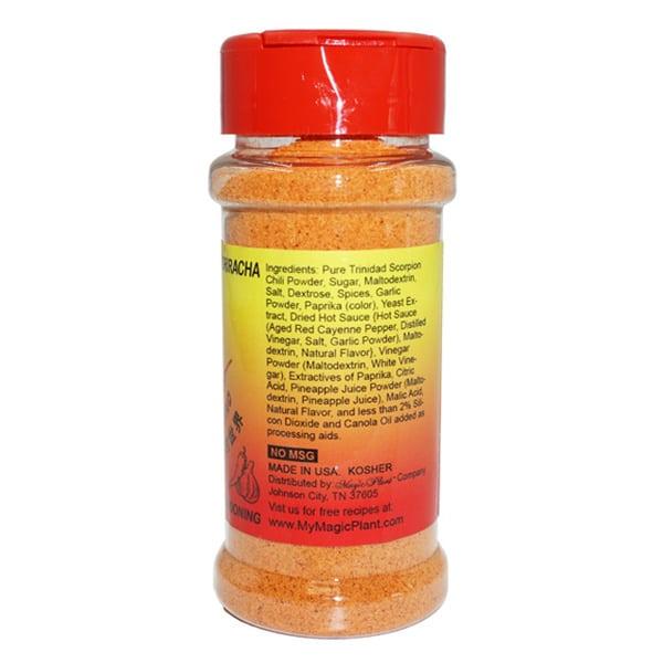 Sriracha Seasoning - Trinidad Scorpion