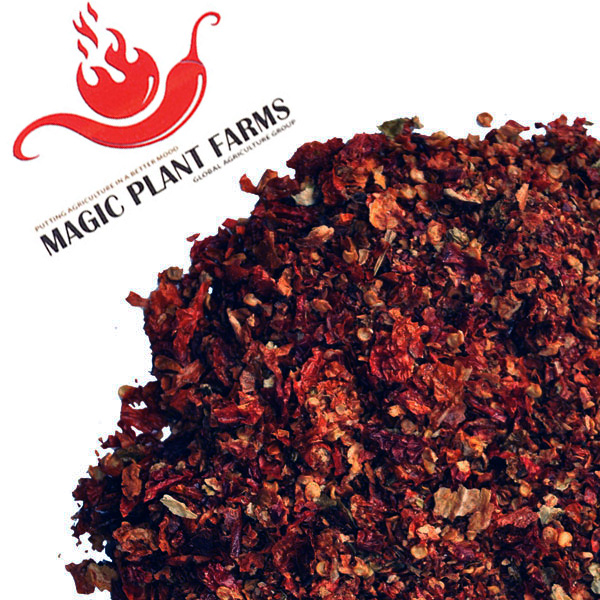 Chocolate Ghost Pepper Flakes | Bhut Jolokia Chocolate