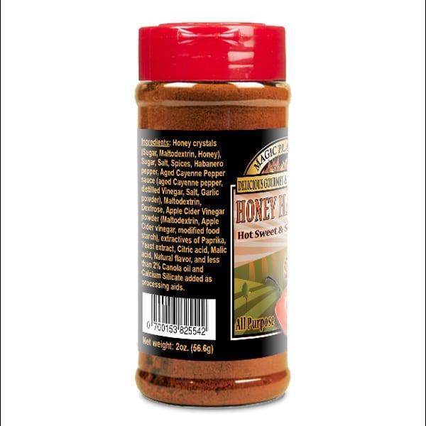 Honey Habanero Powder in a Jar - right